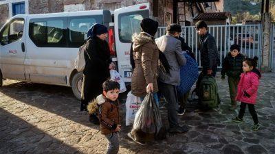 Σέρρες : Κλείνουν τα δύο ξενοδοχεία που φιλοξενούσαν πρόσφυγες