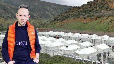 Δήμος Σιντικής : 600 πρόσφυγες από 27 φυλές στην δομή φιλοξενίας στο Κλείδι