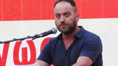 ΚΚΕ Σερρών : Στις δομές προσφύγων ο βουλευτής Λεωνίδας Στολτίδης
