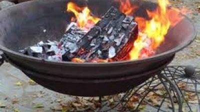 Σέρρες : Το μαγκάλι ¨΄άναψε ¨¨ φωτιές στην πολυκατοικία