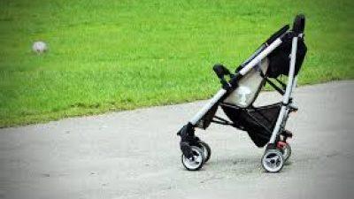 Σέρρες : Σοκαριστικο τροχαίο στο κέντρο της πόλης- ΙΧ παρέσυρε καρότσι με μωρό