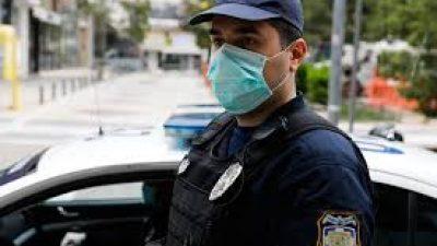 Σέρρες : Πέντε πρόστιμα για τη μη χρήση μάσκας