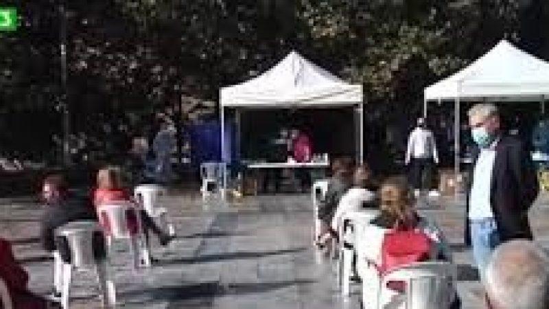 Σέρρες : Σοκ – 65 κρούσματα κορονοιου  ,Πέμπτη 22/10