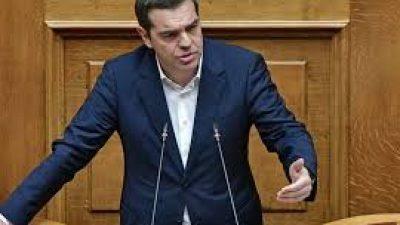 Το…σακάκι του Αλέξη Τσίπρα, το dress code της Βουλής και ο σχολιασμός από τον κοινοβουλευτικό εκπρόσωπο της Ν.Δ