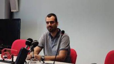 Δήμος Σερρών : Επί των έργων ο Γιώργος Ματθαίου