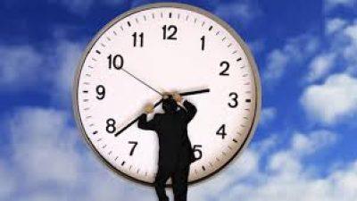 Σέρρες : Η ώρα άλλαξε