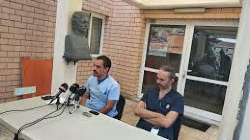 Σέρρες : Να σταματήσει η κοροιδια των υγειονομικών και του Σερραίου λαού