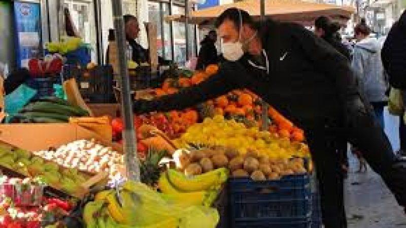 Δήμος Σιντικής : Έκτακτα μέτρα λαικών αγορών