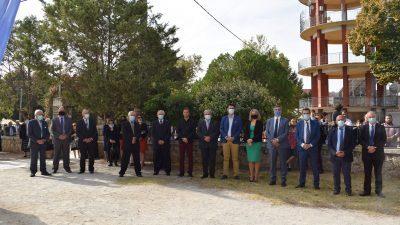 Δήμος Εμμανουήλ Παππα : Μνημόσυνο στον Νέο Σκοπό για τους εκτελεσθέντες  από τους Βουλγάρους
