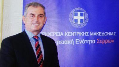 Σέρρες : Κορονοιος – Δραματικη έκκληση Παναγιώτη Σπυρόπουλου