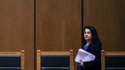 Δίκη Χρυσής Αυγή: Ποια είναι η Μαρία Λεπενιώτη – Η δικαστής που έβγαλε την ιστορική απόφαση