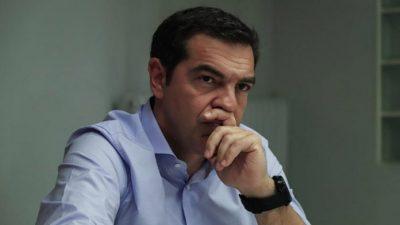 Σε απομόνωση ο ΣΥΡΙΖΑ, σε απόγνωση ο Τσίπρας