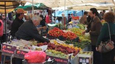 Δήμος Βισαλτίας : Με μάσκα και τα ζυγά η λαικη Νιγρίτας