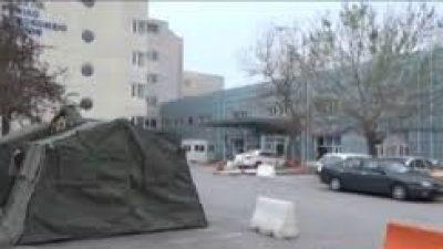Νοσοκομείο Σερρών : Θα στηθεί Στρατιωτική σκηνη στον προάυλειο χώρο