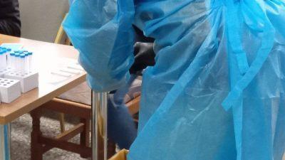 Δήμος Βισαλτίας : Τα αποτελέσματα των rapid test -Πόσα βρέθηκαν θετικα