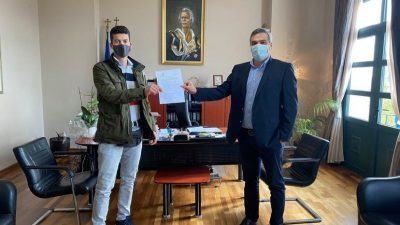 Δήμος Εμμανουήλ Παππά : Έργα βελτίωσης των εγκαταστάσεων του ΚΕΘΙΣ
