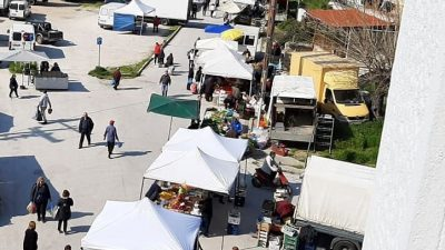 Δήμος Βισαλτίας : Μόνο τα ¨¨μονά ¨¨ στην λαικη της Νιγρίτας