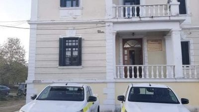 Δήμος Αμφίπολης : Παραλαβή νέων φορτηγών αυτοκινήτων