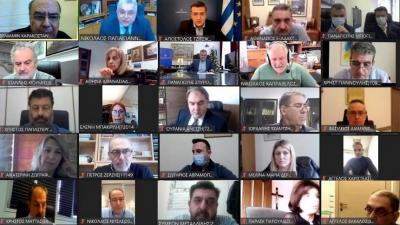 ΠΕ Σερρών :Ειδική ενημερωτική συνεδρίαση του Π.Σ  Κεντρικής Μακεδονίας