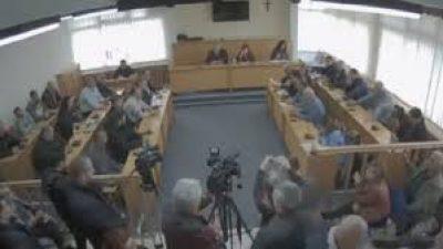 Δήμος Σιντικής : Διπλη συνεδρίαση του δημοτικου συμβουλίου