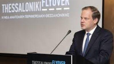 Κώστας Καραμανλής : Τα τρία νέα έργα που μεταμορφώνουν τη Θεσσαλονίκη