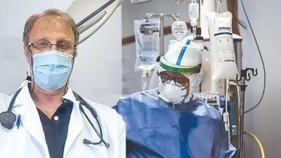 Πάτρα -Λ. Στέλλας: «Ο covid δεν είναι θανατηφόρα νόσος»-Ο γιατρός που μοιράζει εξιτήρια σε 85χρονους