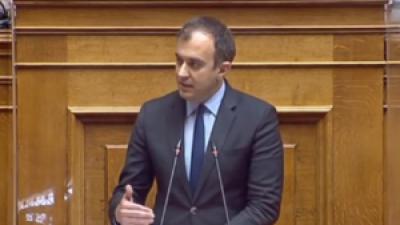 Τάσος Χατζηβασιλείου : Η Ελλάδα δεν φοβάται ούτε τις διερευνητικές ούτε το διεθνές δικαστήριο