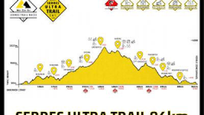 SERRES ULTRA TRAIL