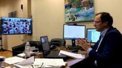 Δήμος Σερρών : Με τηλεδιάσκεψη ο απολογισμός πεπραγμένων του 2019