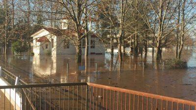 Π.Ε Σερρών :  Οι  πλημμύρες  δεν είναι «κεραυνός εν αιθρία».