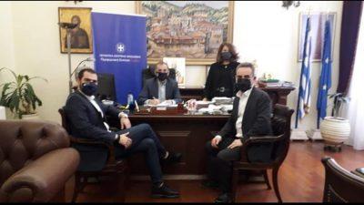 ΠΕ Σερρών : Χρηματοδότηση 20 επενδυτικων σχεδίων υπέγραψε ο Παναγιώτης Σπυρόπουλος
