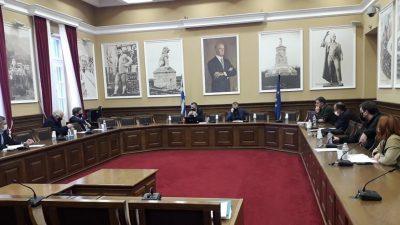 Π.Ε Σερρών : Εκτακτη οικονομικη βοήθεια 148.000 ευρώ από το υπουργείο υποδομών για αντιπλημμυρικές εργασίες