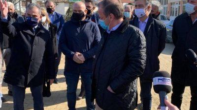 Δήμος Βισαλτίας : Νέα χρηματοδότηση 500.000 ευρώ ανακοίνωσε ο Υπουργός Υποδομών Κ. Καραμανλής