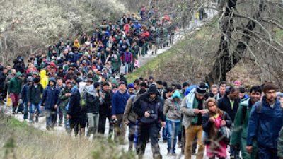 Μπίζνες στα Βαλκάνια με πρόσφυγες και μετανάστες… FRONTEX και διάδρομος