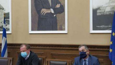 Κώστας Καραμανλής : Παρεμβάσεις αντιπλημμυρικής προστασιας 5 εκατ ευρώ στην ΠΕ Σερρών