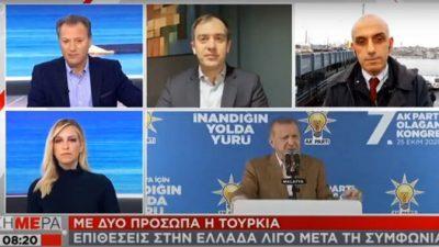 Τάσος Χατζηβασιλείου : Ισχυρή η θέση της Ελλάδας στην διαπραγμάτευση