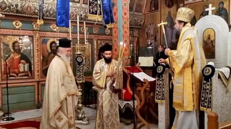 """Σερρών Θεολόγος : """"Το παράδειγμα του Αγ.Αντωνίου ας είναι παράδειγμα για τη ζωή όλων μας"""" – Βίντεο"""