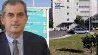 ΠΕ Σερρών : Δωρεα αναπνευστήρων και rapid test στο νοσοκομειο