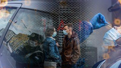 Σέρρες : Κορονοιος – Ο εφιάλτης επιστρέφει ???? – 15 κρούσματα , Κυριακή 28 Φεβρουαρίου