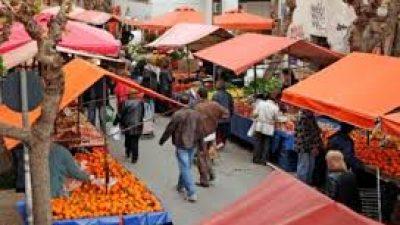 Δήμος Σιντικής : Ενημέρωση για τη λειτουργία των λαϊκών αγορών Πετριτσίου, Κερκίνης και Ροδόπολης.