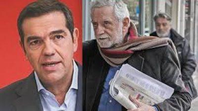 """Ούτε με… απεργία πείνας δεν θα απαλλαγεί ο Τσίπρας από """"παρατράγουδα"""" τύπου  Δρίτσα"""
