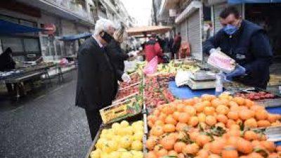 Δήμος Σερρών : Πώς θα λειτουργήσουν οι λαϊκές αγορές στη Νιγρίτα το Σάββατο 6 Μαρτίου