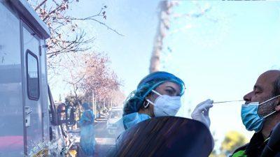 Σέρρες : Κορονοιος- ¨¨Έκρηξη ¨¨ στον αριθμό   κρούσματων, Τετάρτη 31  Μαρτίου