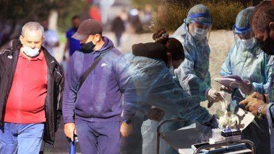 Σέρρες : Κορονοιος – 17 νέα κρούσματα, Τρίτη 16 Μαρτίου