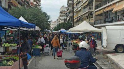 Σέρρες : Οι θέσεις των παραγωγών και των επαγγελματιών στις λαϊκές αγορές την Τρίτη 16 Μαρτίου