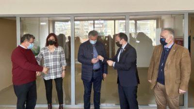 Δήμος Σερρών : Παραδόθηκε το γραφείο στην  αντιπολίτευση