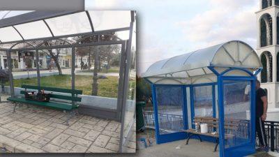 Δήμος Βισαλτίας : Αποκατάσταση στάσεων αστικης και υπεραστικης  συγκοινωνίας