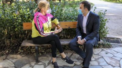 Τάσος Χατζηβασιλείου : Εφ όλης της ύλης συνέντευξη στην Σασα Σταμάτη