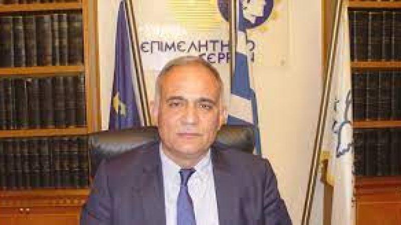 Επιμελητήριο Σερρών : Έκτακτη οικονομικη ενίσχυση του λιανεμπορίου  ζητά ο Μέγκλας