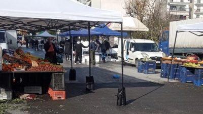 Δήμος Σερρών : Απαλλαγη των πωλητών  λαϊκών αγορών από το ημερήσιο ανταποδοτικό τέλος